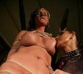 Gabriella May & Vica Ryder Lesbian Bondage - Mighty Mistress 8