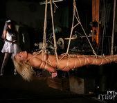 Angela Winters & Sabrina Sweet Lesbian Slave 2