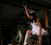 Angela Winters & Sabrina Sweet Lesbian Slave 27