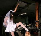 Angela Winters & Sabrina Sweet Lesbian Slave 29