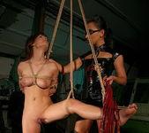 Sabrina Sweet & Zyna Baby Lesbian Punishment 4