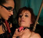 Sabrina Sweet & Zyna Baby Lesbian Punishment 7