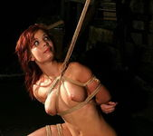 Sabrina Sweet & Zyna Baby Lesbian Punishment 9