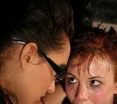 Sabrina Sweet & Zyna Baby Lesbian Punishment 28