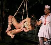 Mandy Bright & Sabrina Sweet Lesbian Bondage 5