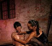 Sabrina Sweet & Barbie Pink Lesbian Punishment 8