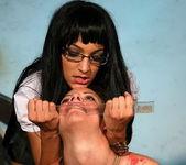 Sabrina Sweet & Essy Lesbian Punishment - Mighty Mistress 13