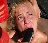 Sabrina Sweet & Angelic Diamond Lesbian Bondage 24