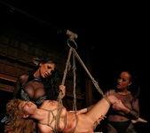 Katy Parker, Mandy & Kathalina Lesbian Slave 2