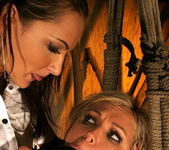 Szilvia lauren & Sabrina Sweet Dominatrix - Mighty Mistress 13