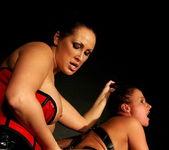 Kathy Parker & Mandy Bright Lesbian Punishment 27