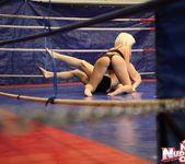 Bibi Noel & Amirah Adara - Lesbian Wrestling 5