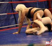 Bibi Noel & Amirah Adara - Lesbian Wrestling 6