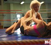 Bibi Noel & Amirah Adara - Lesbian Wrestling 7