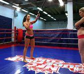 Ionella Dantes & Lioness - Lesbian Wrestling 2