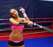 Ionella Dantes & Lioness - Lesbian Wrestling 3