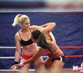 Ionella Dantes & Lioness - Lesbian Wrestling 5