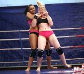 Ionella Dantes & Lioness - Lesbian Wrestling 6