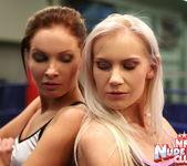 Kissy & Bea Stiel - Girl on Girl - Nude Fight Club 3