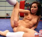 Kissy & Bea Stiel - Girl on Girl - Nude Fight Club 20