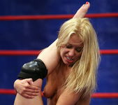 Lee Lexxus & Nikky Thorne - Wrestling Girls 7
