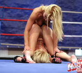 Lee Lexxus & Nikky Thorne - Wrestling Girls 11