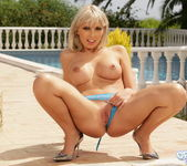 Stella Delacroix Outdoors Nude - Open Air Pleasures 5