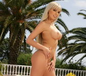 Stella Delacroix Outdoors Nude - Open Air Pleasures 7