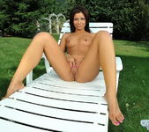 Jeanette Toying Outdoors - Open Air Pleasures 9