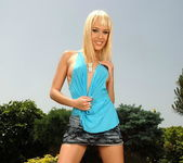 Blue Angel Toying Outdoors - Open Air Pleasures 2