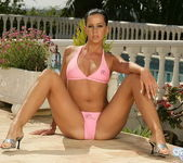 Larissa Dee Toying Outdoors - Open Air Pleasures 3