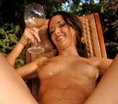 Katarina Sidney Toying Outdoors - Open Air Pleasures 17