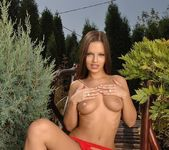 Eve Angel Playing Outdoors - Open Air Pleasures 7