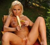 Chloe Sweet Toying Outdoors - Open Air Pleasures 11