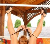 Mia Stone Playing Outdoors - Open Air Pleasures 9