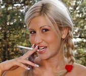 Jenny Sanders Naked outdoors fun - Open Air Pleasures 19