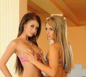 Aleska Diamond & Ariella Lez Action 2
