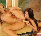 Aleska Diamond & Ariella Lez Action 16