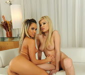 Lesbian Action with Donna Bell & Aleksa 20