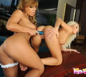 Dorothy Black & Adelle Eating Each Other Out 17