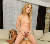 Lesbian Sex with Candy & Faye Barts 18