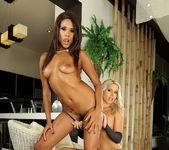 Brandy Smile & Keisha Kane Playing Lesbians 5