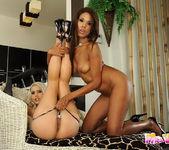 Brandy Smile & Keisha Kane Playing Lesbians 6