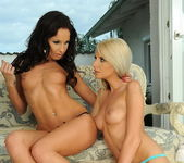 Bambi & Kissy Eating Each Other Out 3