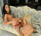 Bambi & Kissy Eating Each Other Out 15