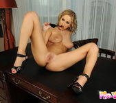 Mandi Dee Playing with her toys 16
