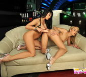 Lesbian Sex with Doris & Blue Angel 13