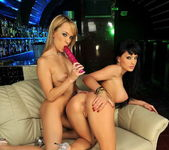 Lesbian Sex with Doris & Blue Angel 18