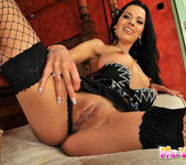 Shalina Divine And Her Toys 4