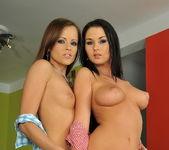 Jo & Antonya Hardcore Lesbians 5